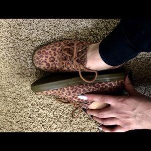 Vans Cheetah Print 🐆